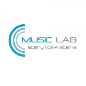 Targi muzyki sceny oświetlenia music lab